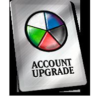 Account Upgrade